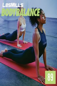 [Hot Sale] LesMills BODY BALANCE 89 BODY FLOW 89 DVD,CD & Notes